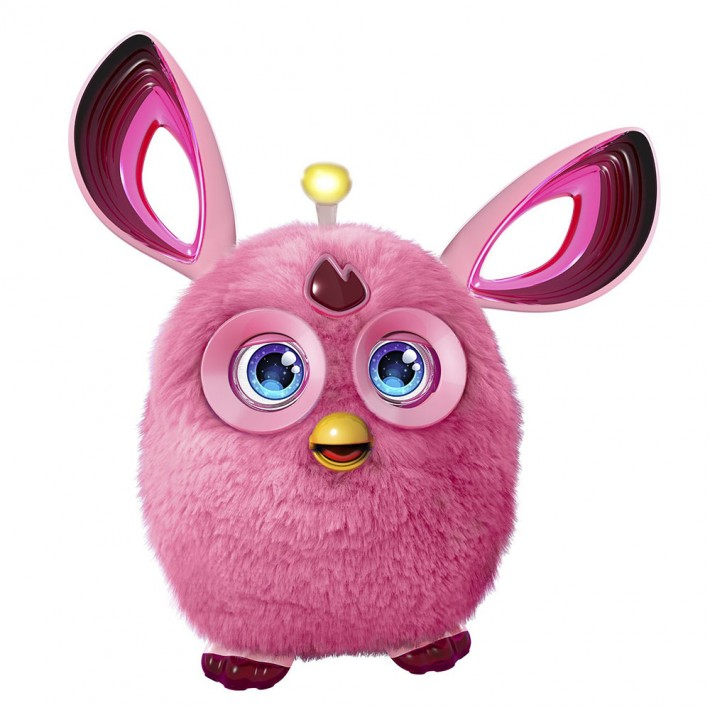 Furby Connect Pink 1